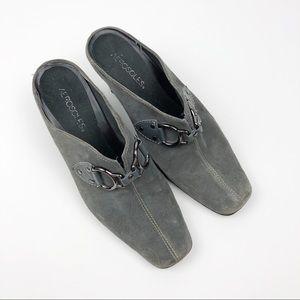 AEROSOLES / heeled clogs / 9